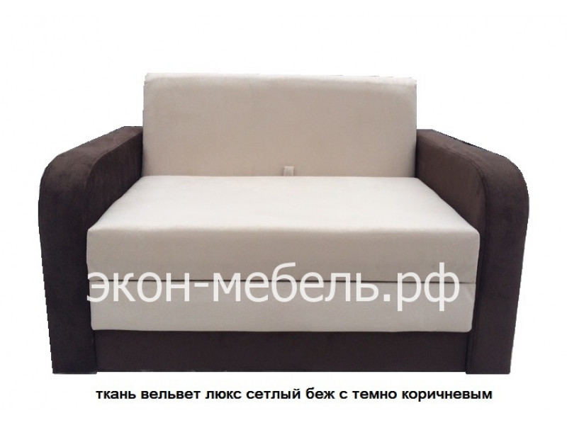 """Диван-кровать """"Чебурашка Евро"""" - в ткани вельвет люкс, эскада или жаккард"""