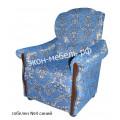 """Кресло """"Классик"""" с мягкими подлокотниками - Гобелен, Астра"""