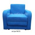 Кресло-кровать Евро - в ткани астра