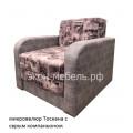 Кресло-кровать Евро - Микровелюр