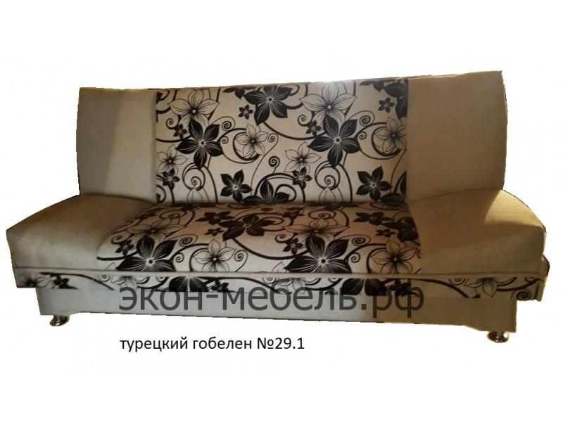 "Диван-кровать ""Лодка"" ткань турецкий гобелен"